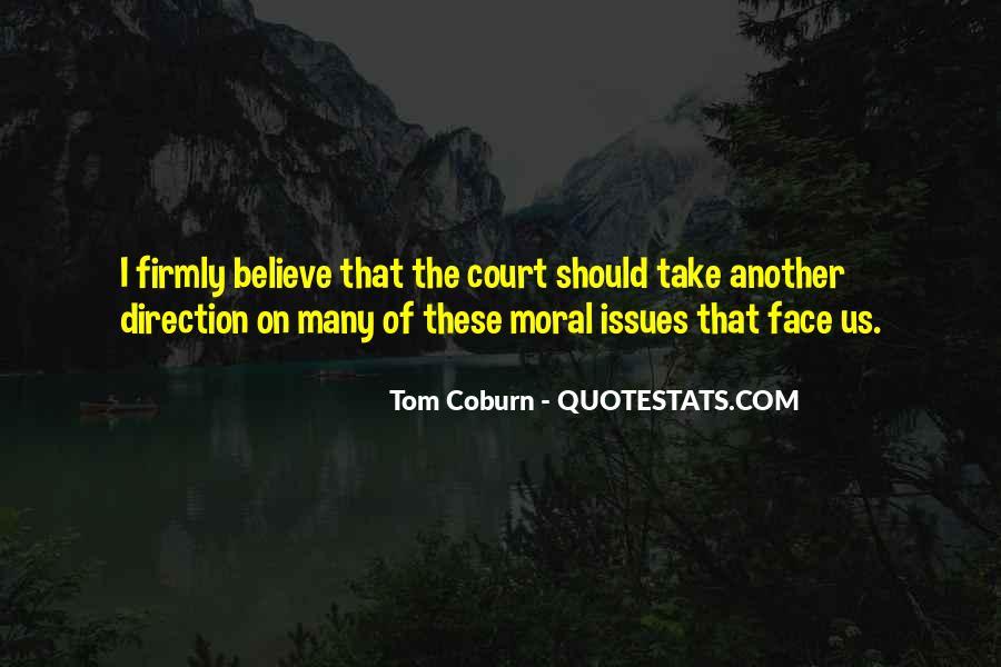 Coburn Quotes #735189