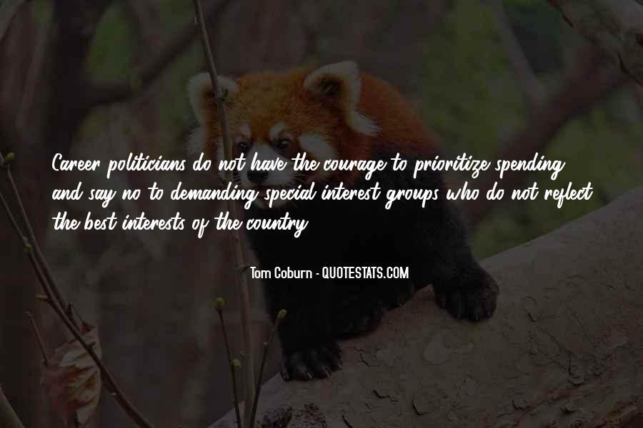 Coburn Quotes #810236