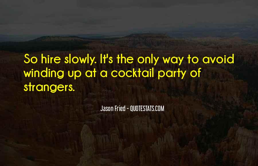 Cocktail Quotes #161132