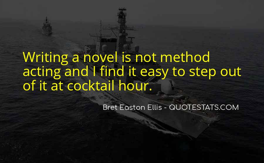 Cocktail Quotes #20418