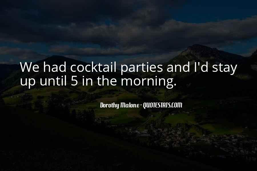 Cocktail Quotes #280117