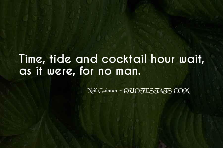 Cocktail Quotes #324615