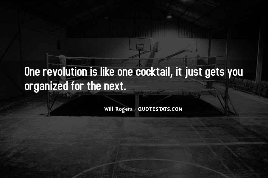 Cocktail Quotes #38093