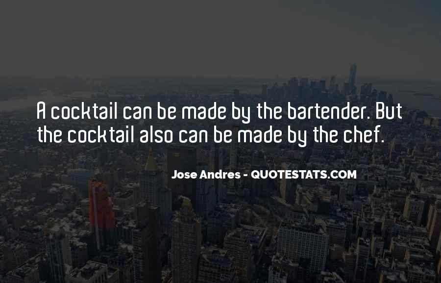 Cocktail Quotes #414051