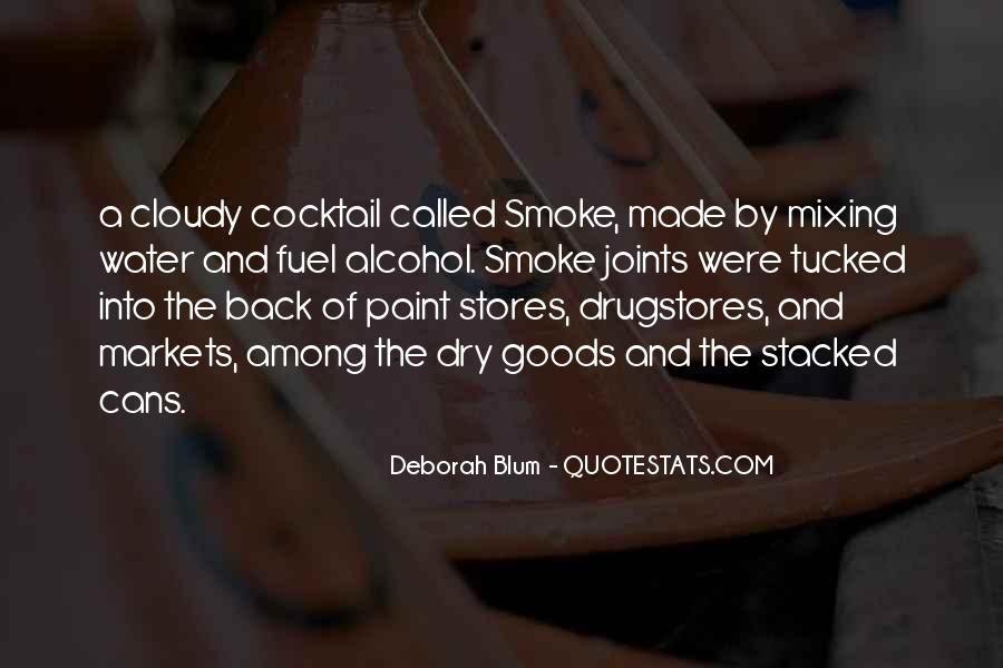 Cocktail Quotes #439301