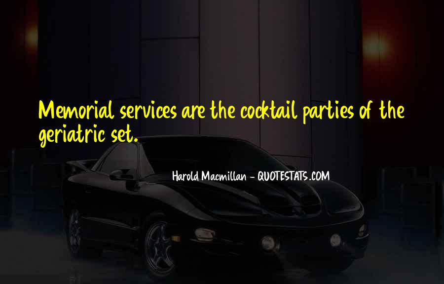 Cocktail Quotes #446452