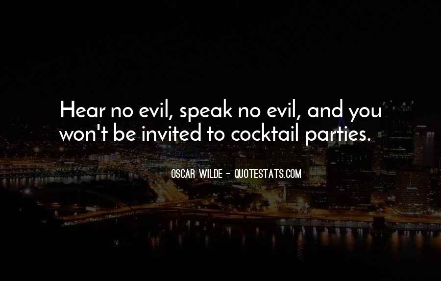 Cocktail Quotes #653641