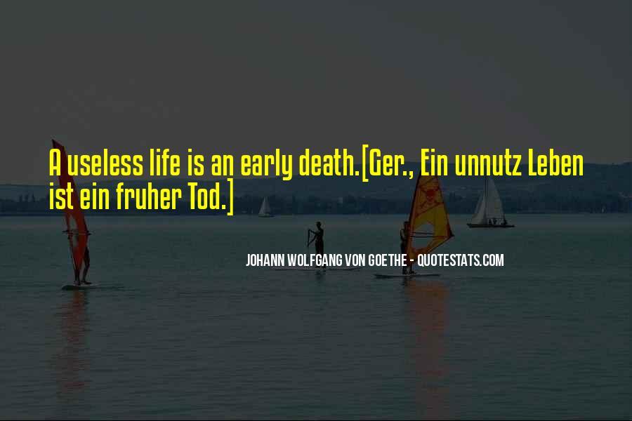 Quotes About Leben #1247223