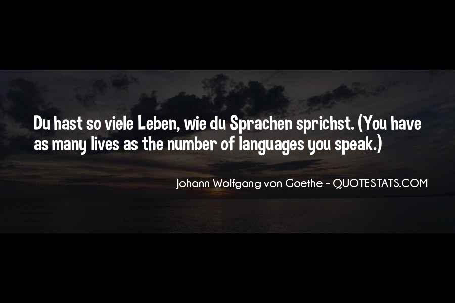 Quotes About Leben #1310546
