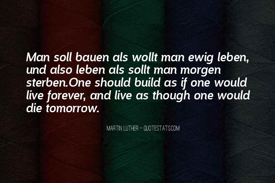 Quotes About Leben #532330