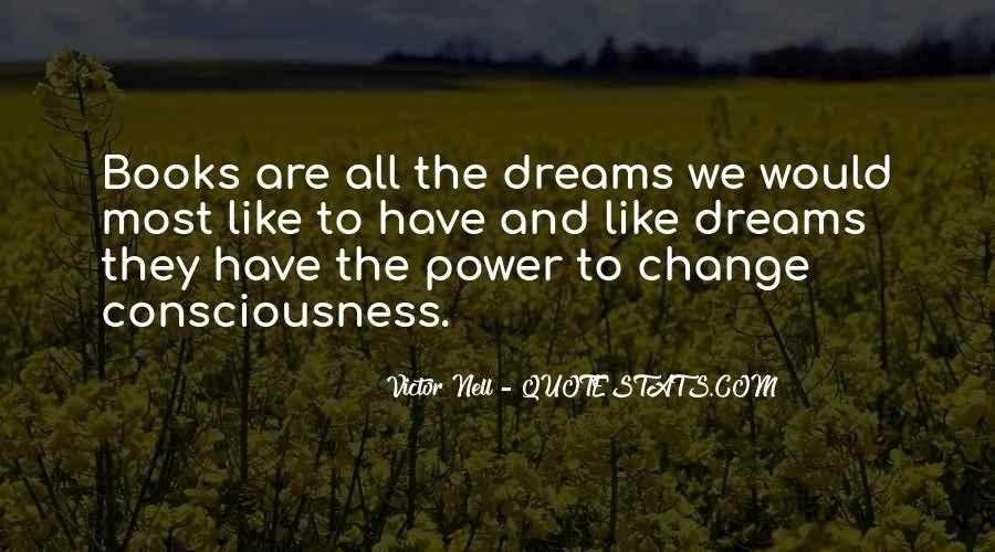 Quotes About The Power Of Your Dreams #113313