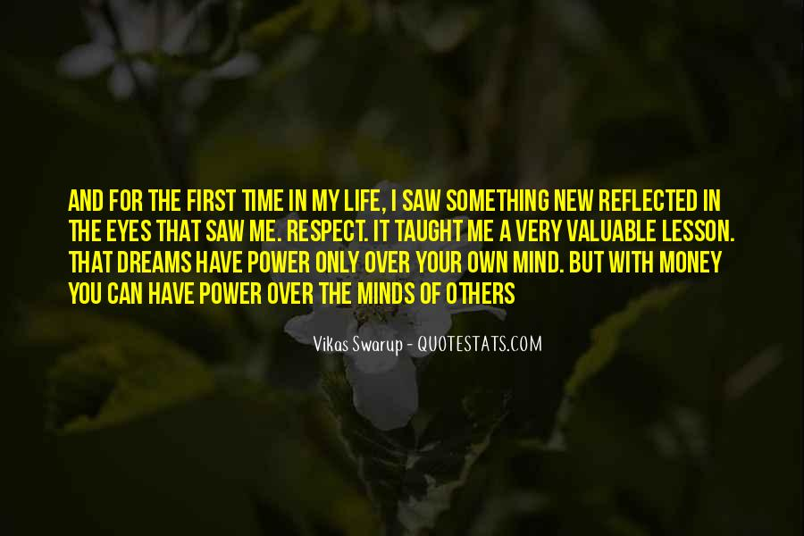 Quotes About The Power Of Your Dreams #1718712