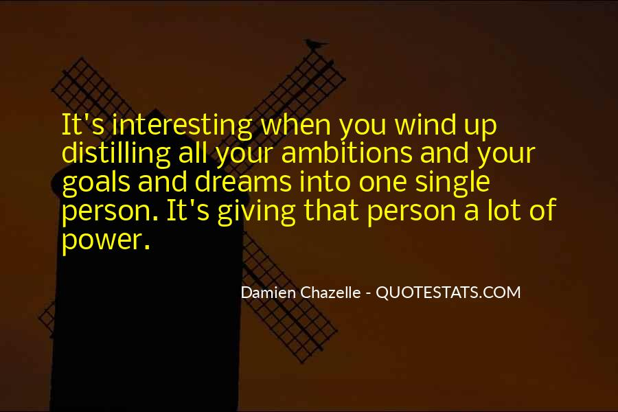 Quotes About The Power Of Your Dreams #176924