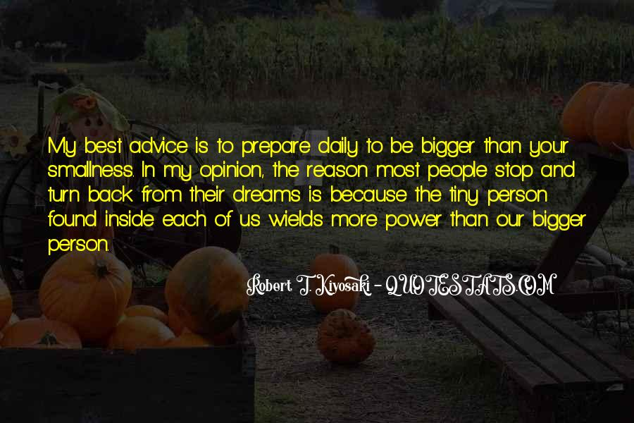 Quotes About The Power Of Your Dreams #296194