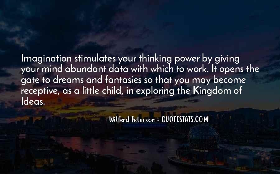 Quotes About The Power Of Your Dreams #430411