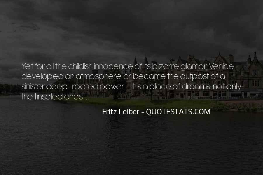 Quotes About The Power Of Your Dreams #523487