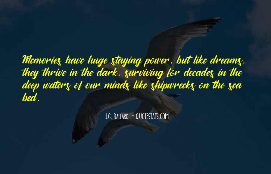 Quotes About The Power Of Your Dreams #584904
