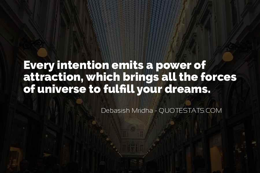Quotes About The Power Of Your Dreams #642517