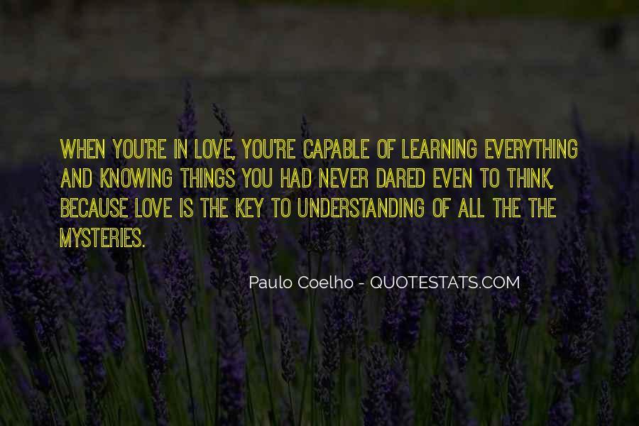 Coelho Soulmates Quotes #431484