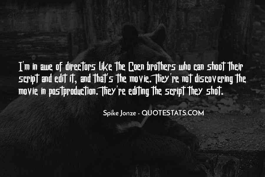 Coen Brothers Movie Quotes #77113
