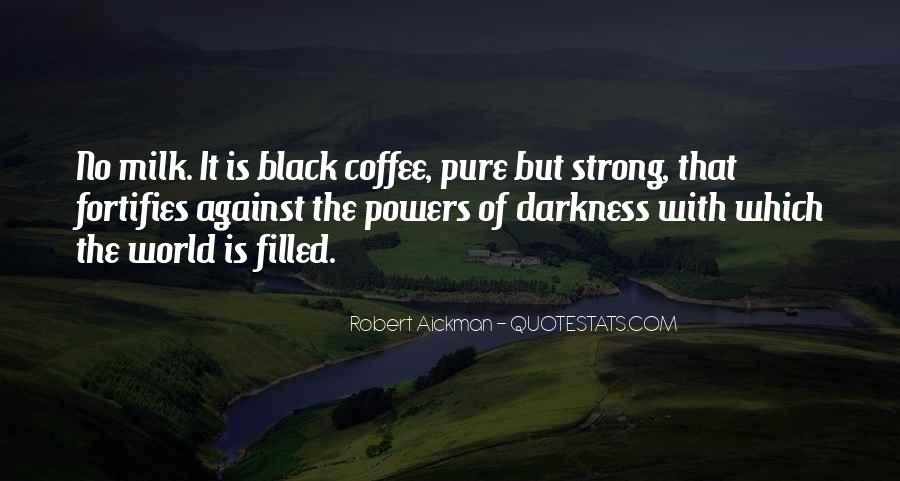 Coffee Drinks Quotes #1174428