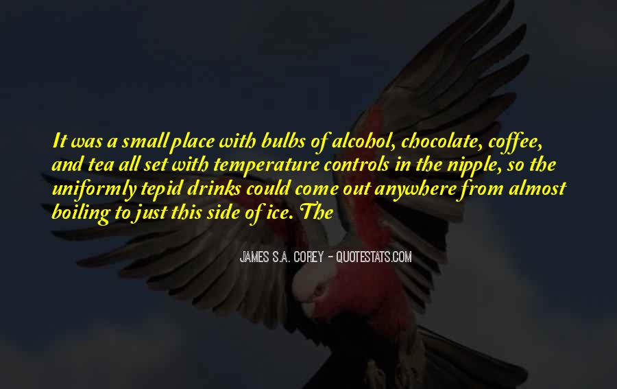 Coffee Drinks Quotes #1550573