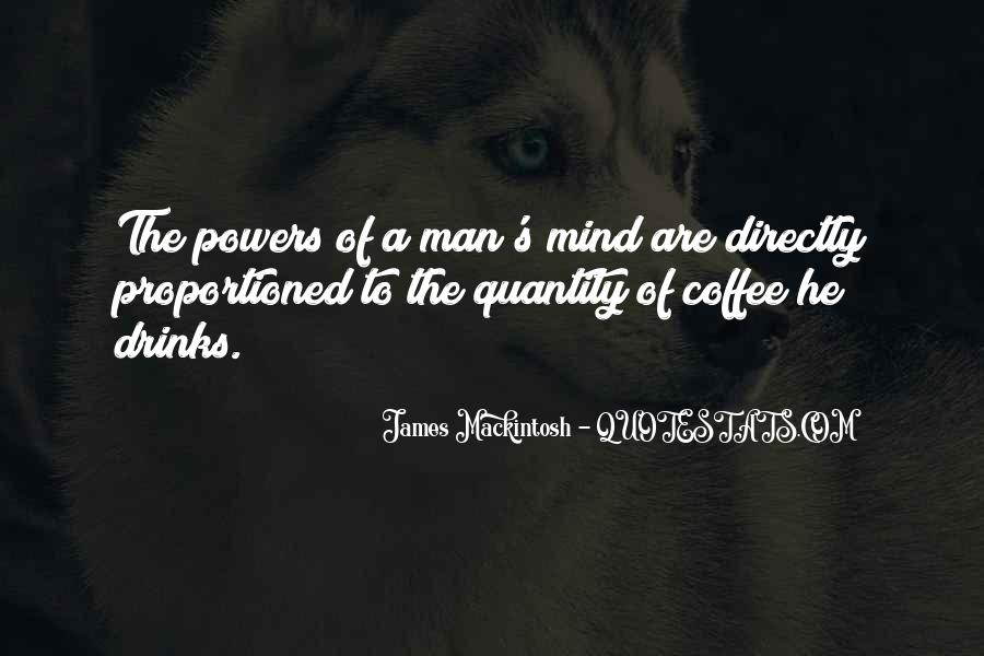 Coffee Drinks Quotes #1813244