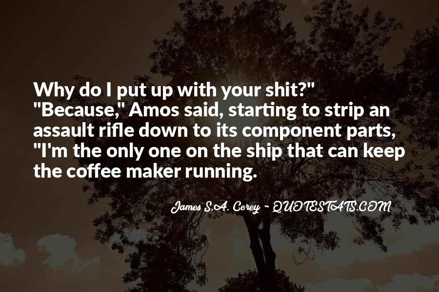 Coffee Maker Quotes #1687464
