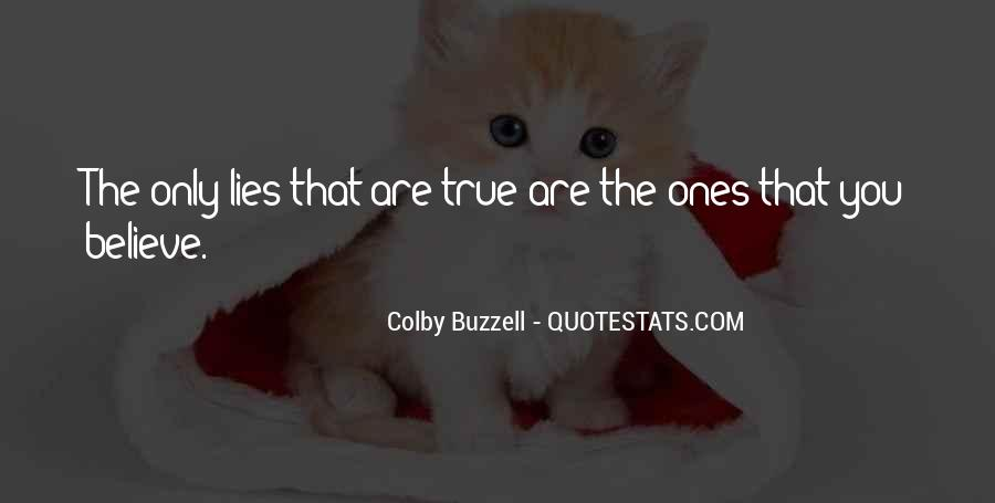 Colby O'donis Quotes #1015685