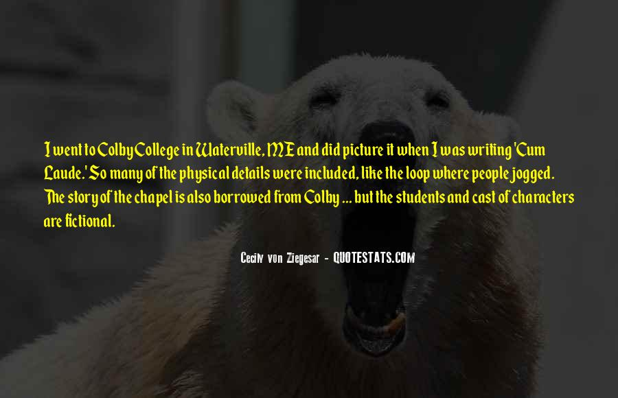 Colby O'donis Quotes #1323452