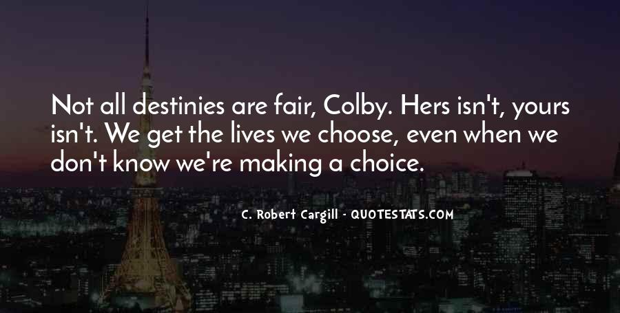 Colby O'donis Quotes #966841