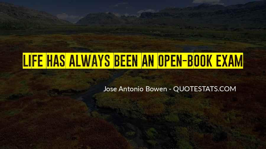 Quotes About Learning To Open Up #1408083