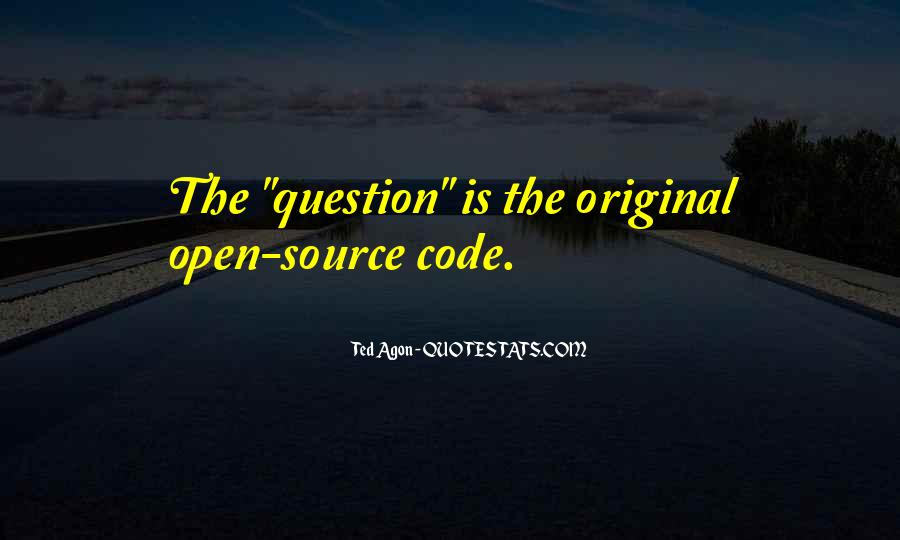 Quotes About Learning To Open Up #1601159