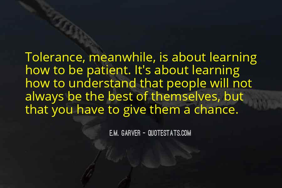 Quotes About Learning More About Yourself #31527