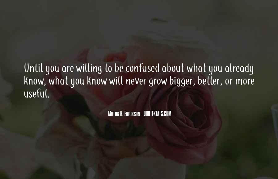 Quotes About Learning More About Yourself #41232