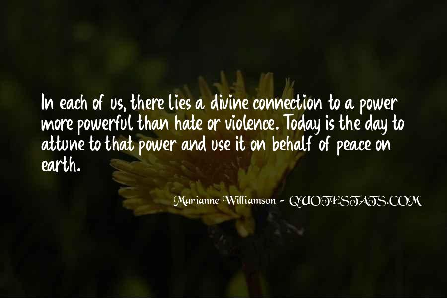 Quotes About The Power Of Hate #1183536
