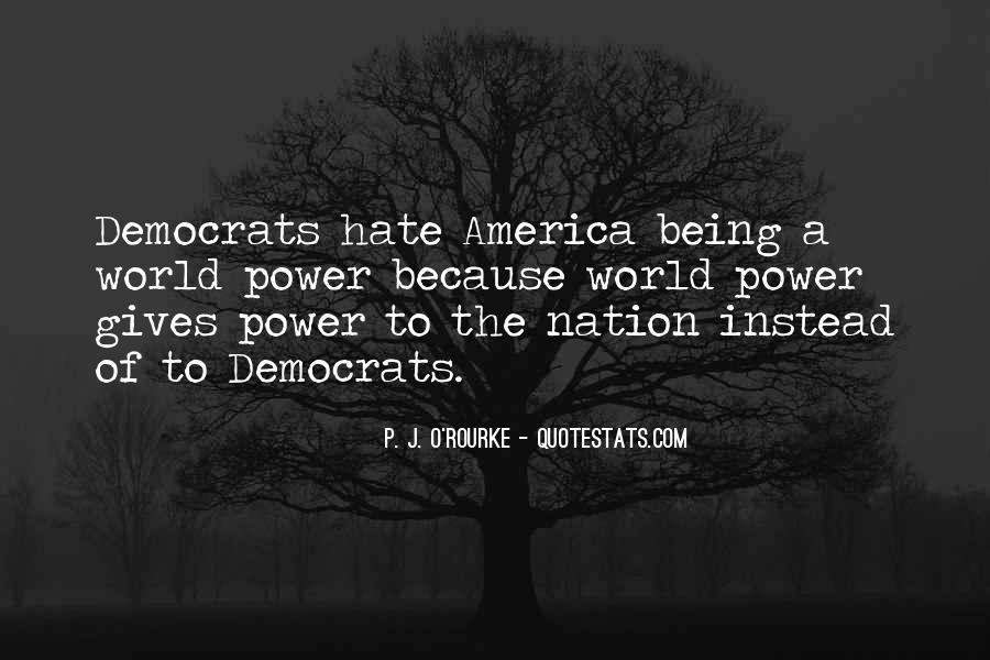 Quotes About The Power Of Hate #273114