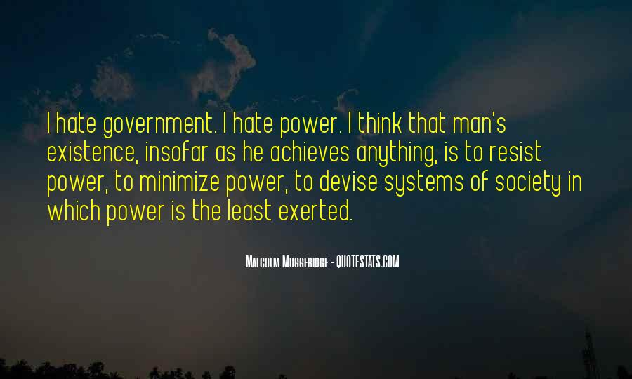 Quotes About The Power Of Hate #471531