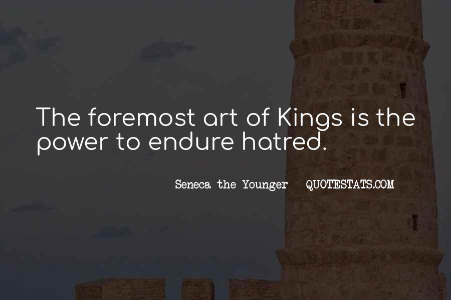 Quotes About The Power Of Hate #651744