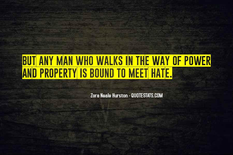 Quotes About The Power Of Hate #682493