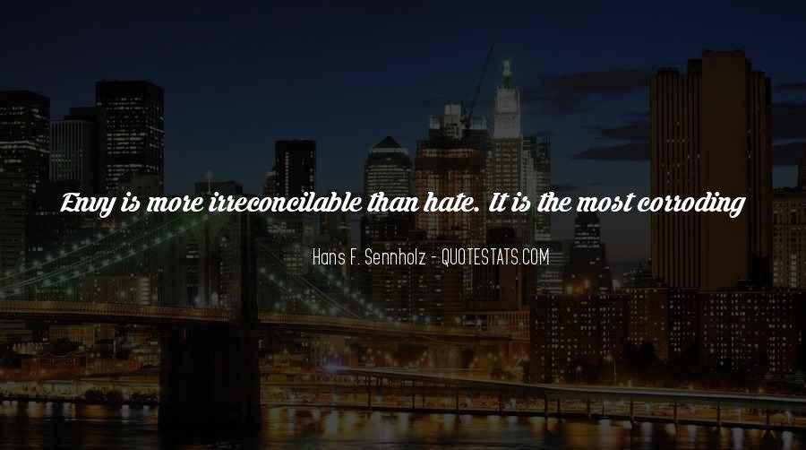 Quotes About The Power Of Hate #782478