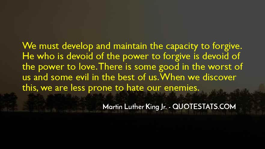 Quotes About The Power Of Hate #986115