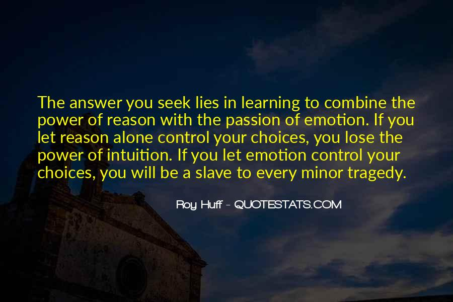 Quotes About Learning From Bad Choices #949416