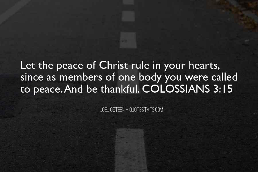 Colossians 3 Quotes #49728