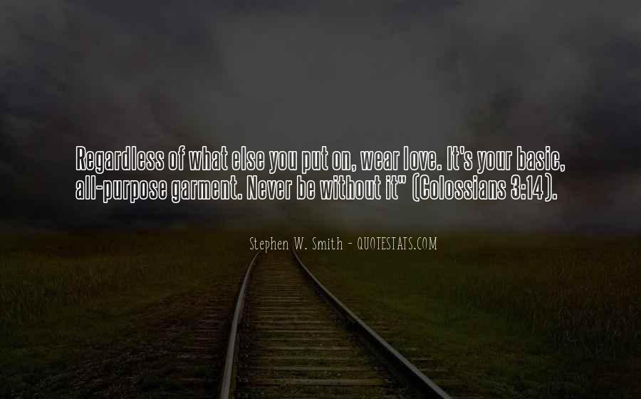 Colossians 3 Quotes #976124