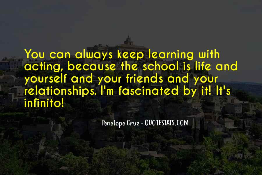 Quotes About Learning By Yourself #1864255