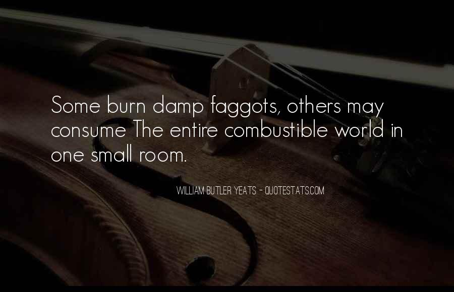 Combustible Quotes #462925