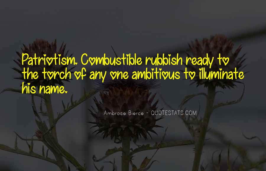 Combustible Quotes #775022
