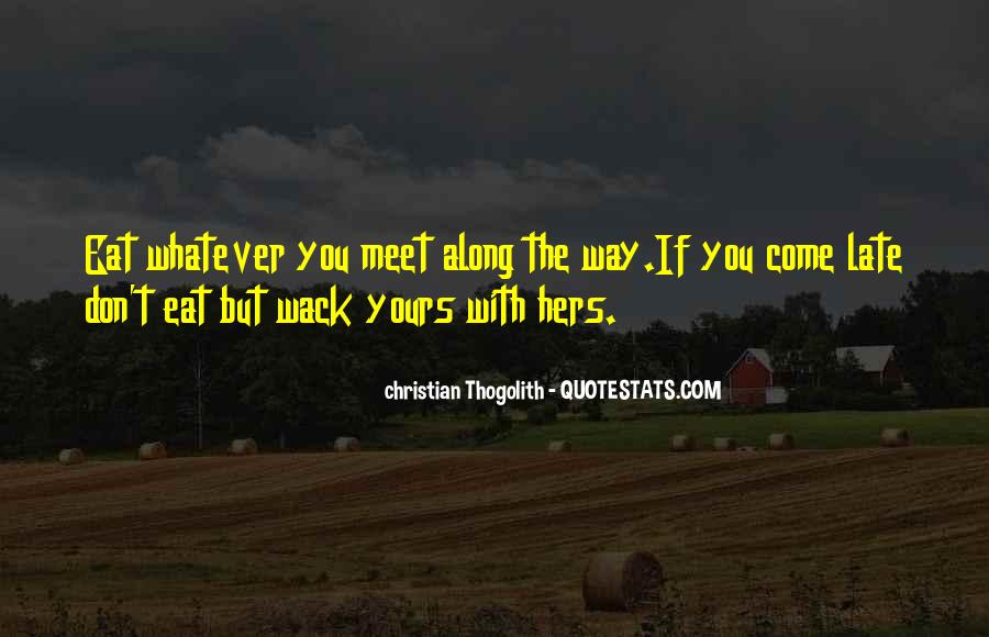 Come Along Way Quotes #1215835