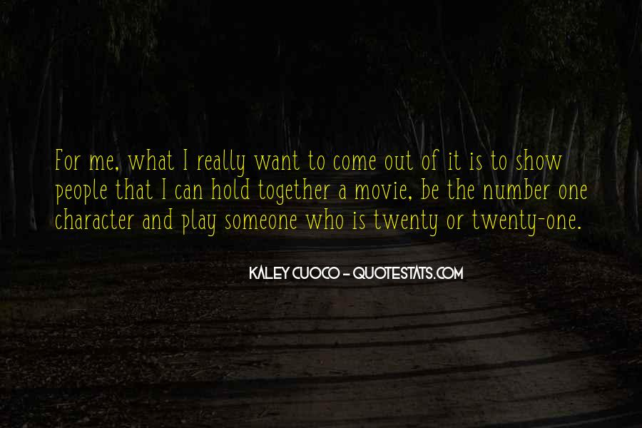 Come And Play Quotes #315800